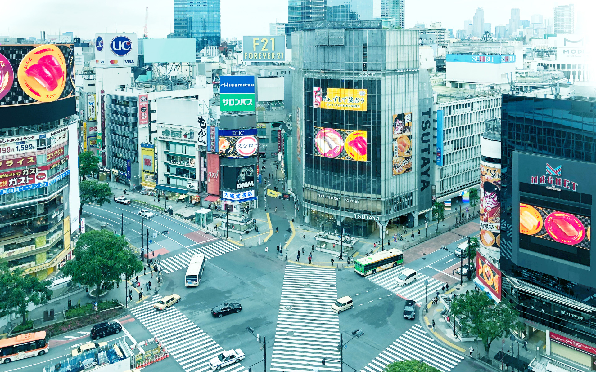08_渋谷スクランブル交差点