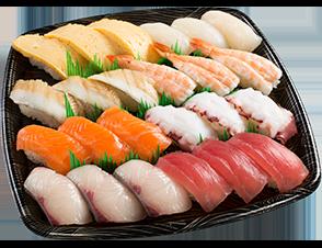 スシロー 持ち帰り 寿司
