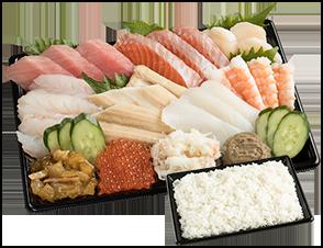 スシロー ちらし 寿司